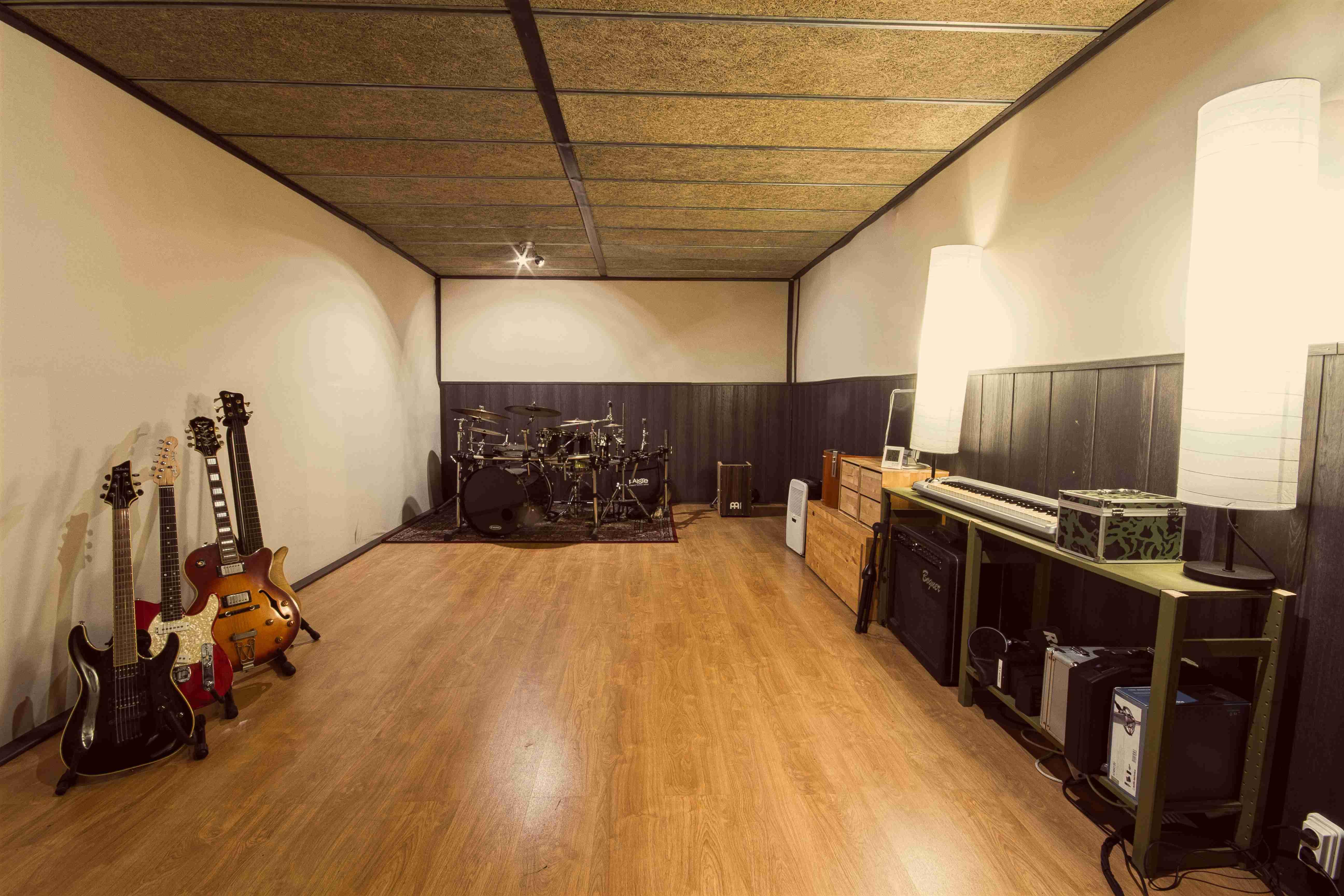 Sala de gravació